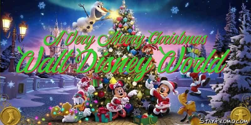 Disney Staypromo Christmas Vacation