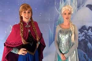 Get Anna's Autograph At Disney