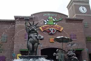 Muppets 3D Show Hollywood Studios
