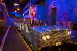 Best Disney World Roller Coasters