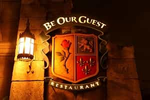 Beauty And The Beast Restaurant