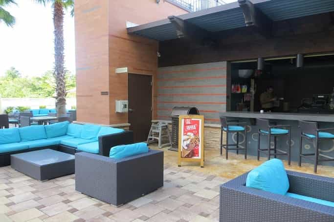 Poolside Bar and Grill Orlando